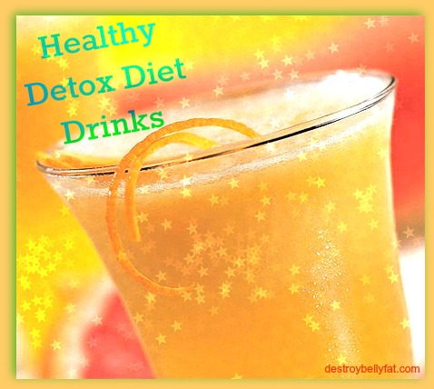 healthy detox meal plan
